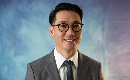 Peter Ku, the Vice President of OEC Group Seattle