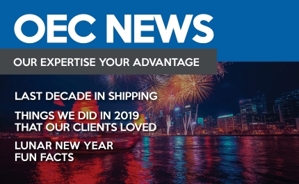 OEC 2020 January Newsletter