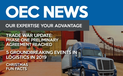 OEC 2019 December Newsletter